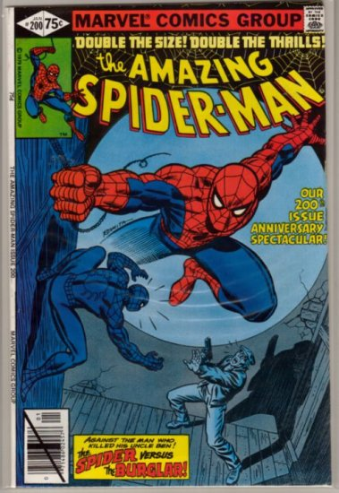 AMAZING SPIDER-MAN #200 VF+  DOUBLE SIZE ANNIVERSARY ISSUE