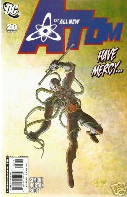 ALL NEW ATOM #20 NM(2008)