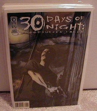 30 DAYS OF NIGHT: BLOODSUCKER TALES #8 VF OR BETTER