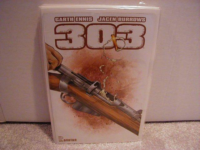 303 #6 VF OR BETTER