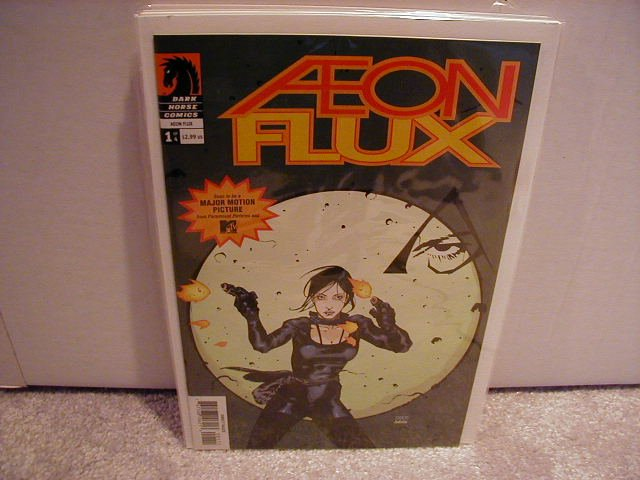 AEON FLUX #1 VF OR BETTER