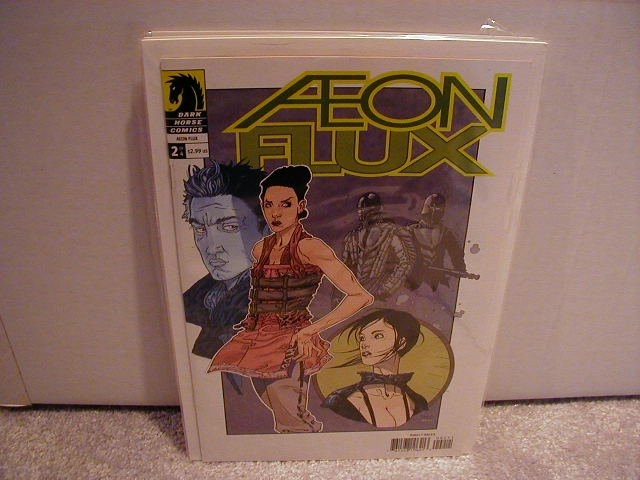 AEON FLUX #2 VF OR BETTER