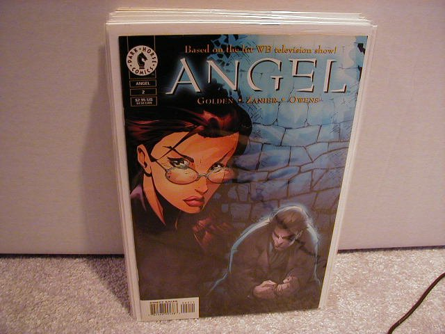 ANGEL #2  F/VF OR BETTER