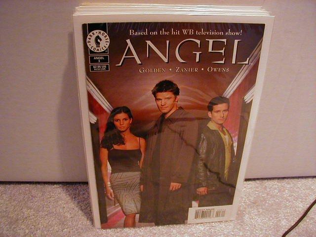 ANGEL #3 VF OR BETTER