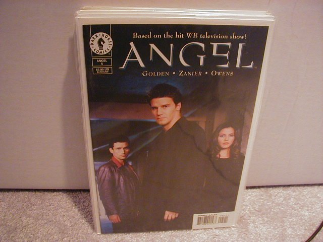 ANGEL #5 PHOTO COVER VF OR BETTER