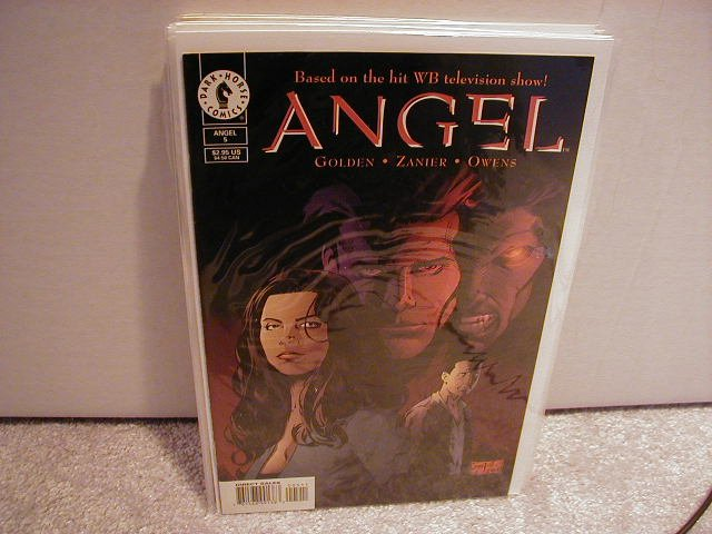 ANGLE #5  VF OR BETTER