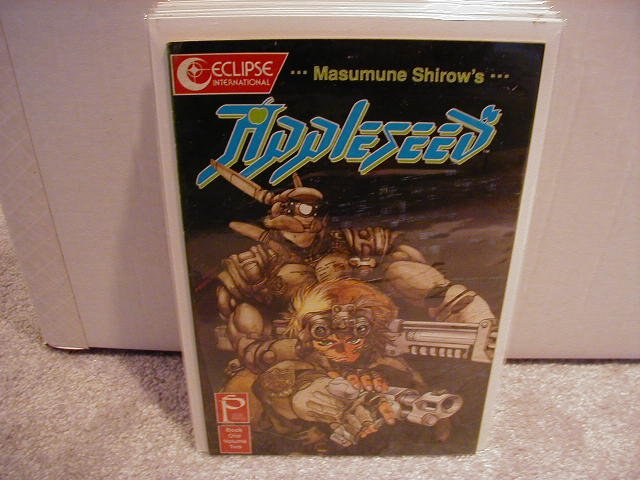 APPLESEED BOOK ONE #2  VF OR BETTER