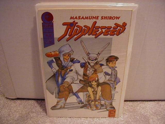 APPLESEED #4.2  VF OR BETTER