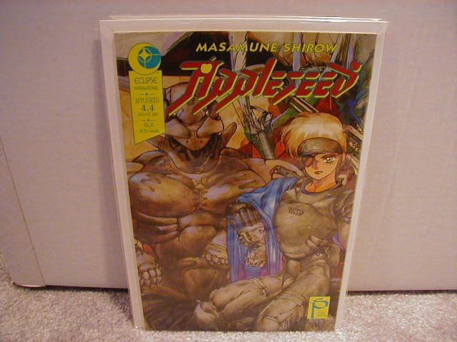 APPLESEED #4.4  VF OR BETTER