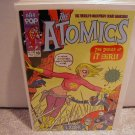 THE ATOMICS #10 VF OR BETTER