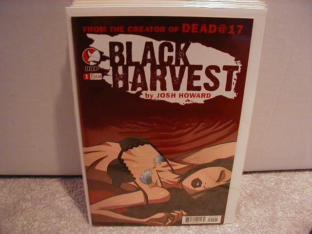 BLACK HARVEST #2 VF OR BETTER