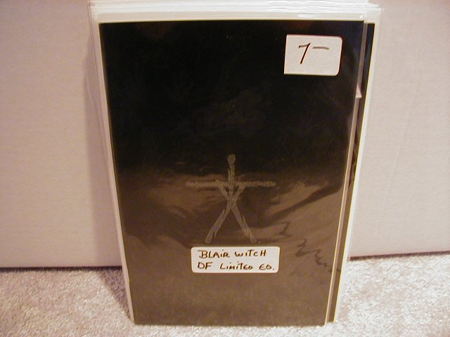 BLAIR WITCH DF LIMITED ED. VF OR BETTER
