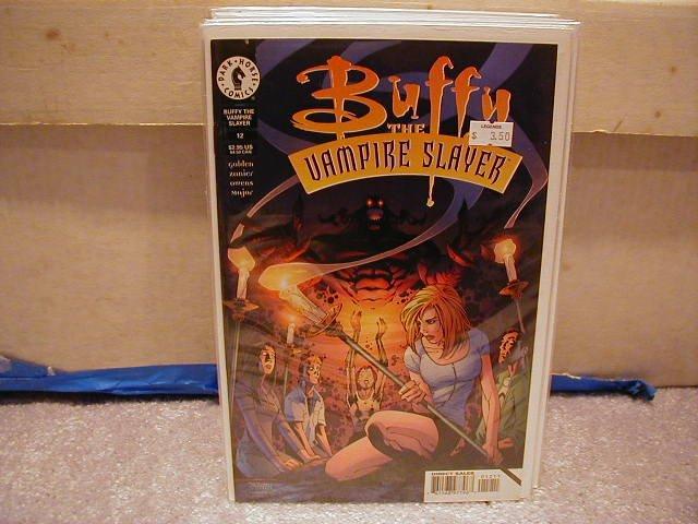 BUFFY THE VAMPIRE SLAYER #12 VF OR BETTER