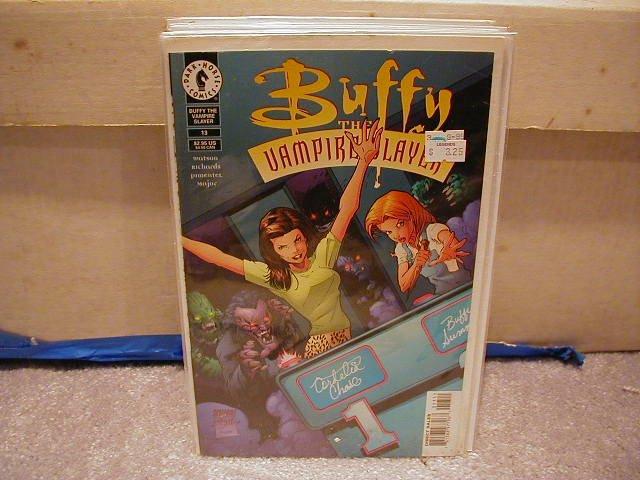 BUFFY THE VAMPIRE SLAYER #13 VF OR BETTER