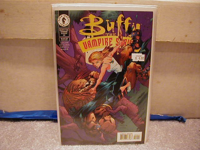 BUFFY THE VAMPIRE SLAYER #24 VF OR BETTER