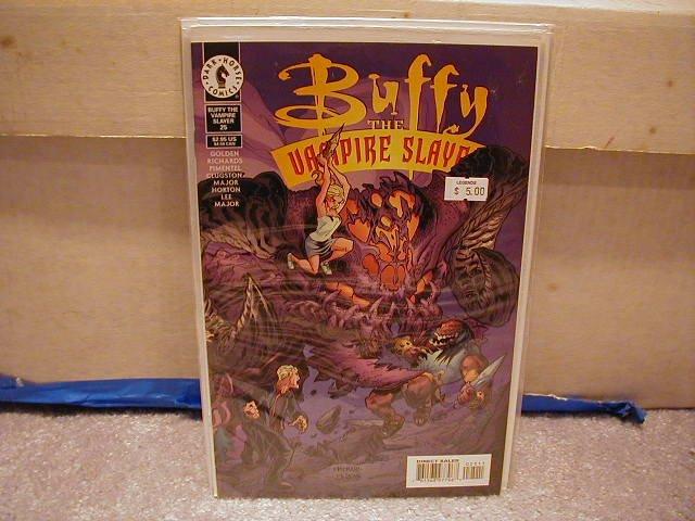 BUFFY THE VAMPIRE SLAYER #25 VF OR BETTER