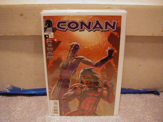 CONAN #4 VF/NM