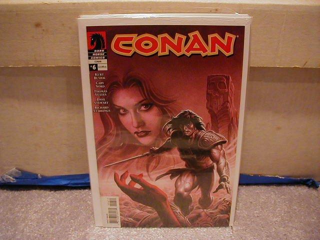 CONAN #6 VF/NM