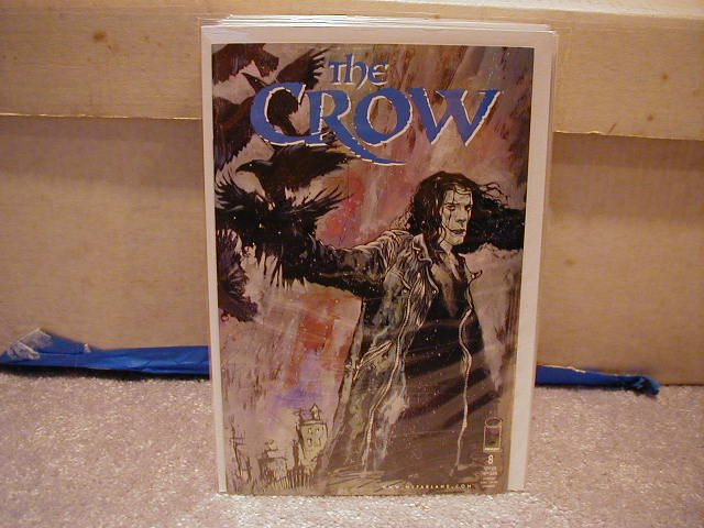 CROW #8   (IMAGE)  VF OR BETTER