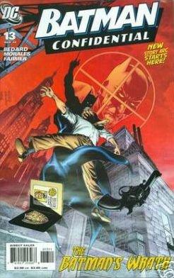 BATMAN CONFIDENTIAL #13 NM(2008)