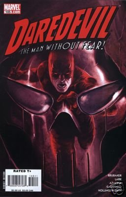 DAREDEVIL #105 NM (2008)