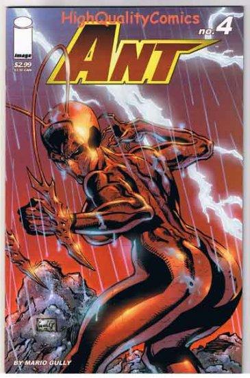 ANT #4  NM - IMAGE