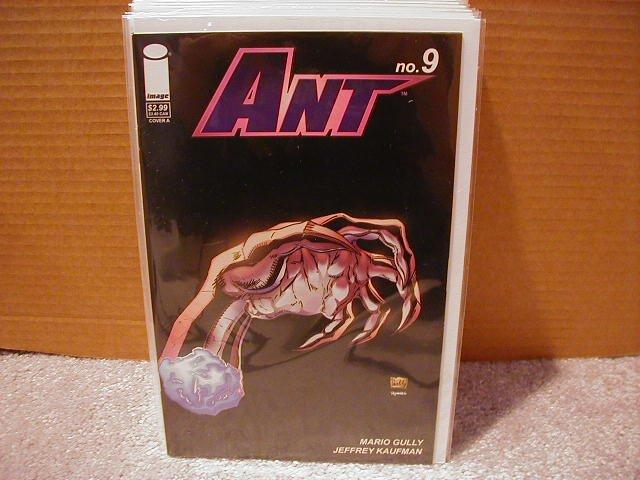 ANT #9  NM - IMAGE