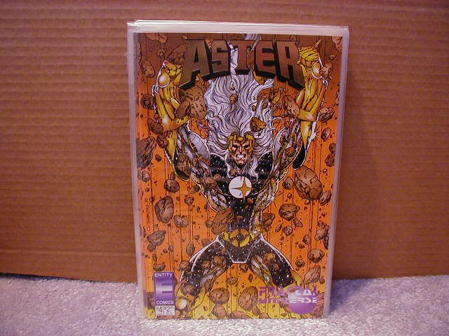 ASTER #4 VF OR BETTER