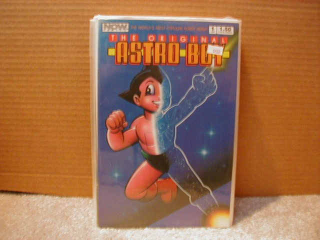 ASTRO BOY #1 VF OR BETTER