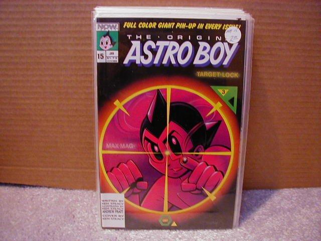 ASTRO BOY #15 VF OR BETTER
