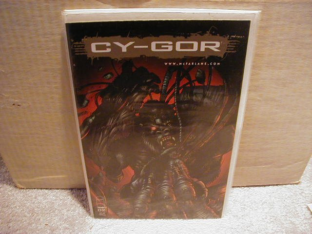 CY-GOR #2 VF OR BETTER