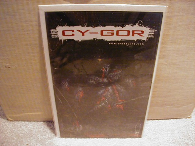 CY-GOR #5 VF OR BETTER