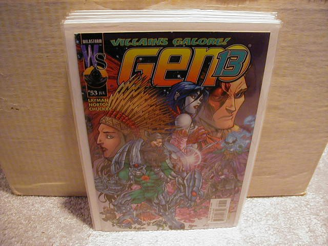 GEN 13 #53 VF OR BETTER