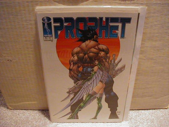 PROPHET #9 VF OR BETTER � IMAGE