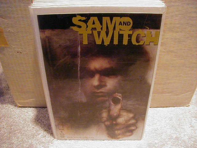 SAM AND TWITCH #5 VF OR BETTER � IMAGE