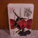 IMMORTAL IRON FIST #5 NM (2007)