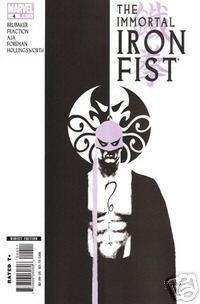 IMMORTAL IRON FIST #4 (2007) NM