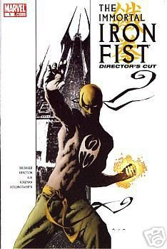 IMMORTAL IRON FIST #1 DIRECTORS CUT(2007) NM