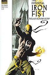 IMMORTAL IRON FIST #1 NM(2007)