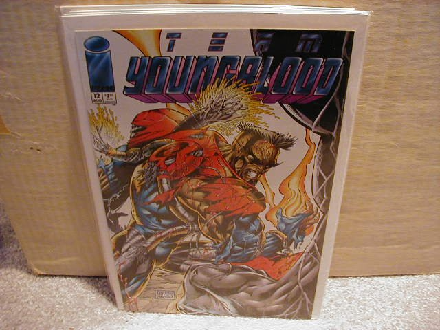 TEAM YOUNGBLOOD #12 VF OR BETTER � IMAGE �