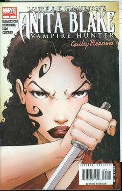 ANITA BLAKE VAMPIRE HUNTER #9 NM (2008)
