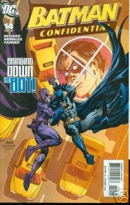 BATMAN CONFIDENTIAL #14 NM (2008)