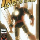 IRON MAN ENTER: THE MANDARIN #6 NM (2008)