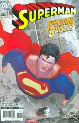 SUPERMAN #674 NM (2008)
