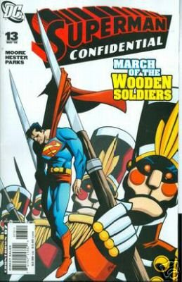 SUPERMAN CONFIDENTIAL #13 NM (2008)