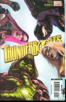 THUNDERBOLTS #119 NM (2008)