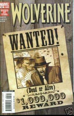 WOLVERINE #63 NM (2008)