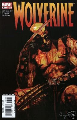 WOLVERINE #61 NM (2008)