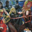 JUSTICE LEAGUE OF AMERICA #12B ALEX ROSS  NM