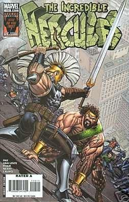 INCREDIBLE HERCULES #115 NM (2008)